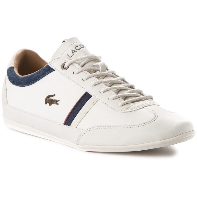 sale retailer 0c3a4 3c416 Sneakers LACOSTE - Misano 118 2 Cam 7-35CAM0081WN1 Off White/Navy