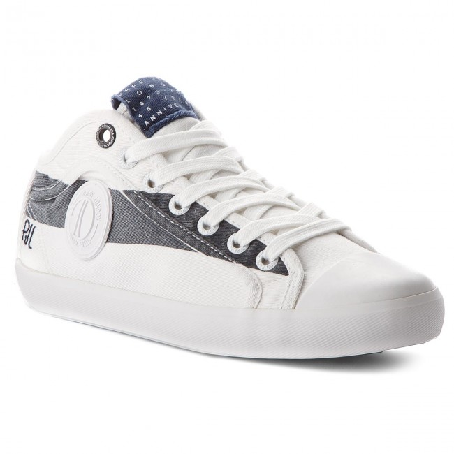 outlet store 7ee2c 01be5 Sportschuhe PEPE JEANS - In 45 PLS30696 Navy 595