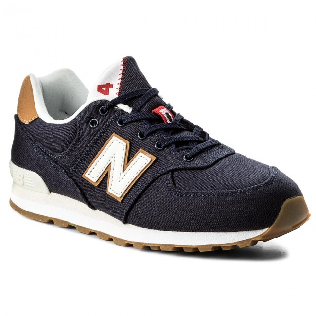 Sneakers NEW BALANCE GC574T1 Dunkelblau