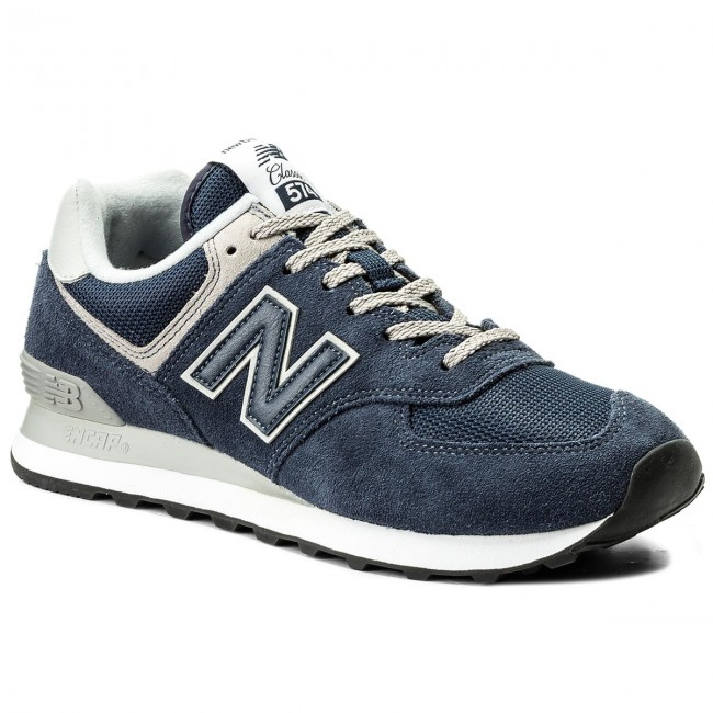 Men's Leather Sneakers New Balance ML574EGN
