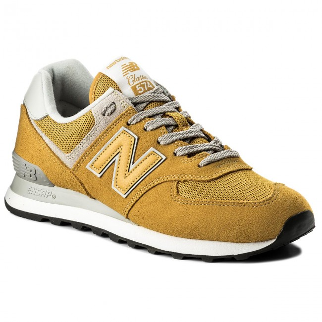 Sneakers NEW BALANCE - ML574EYW Gelb