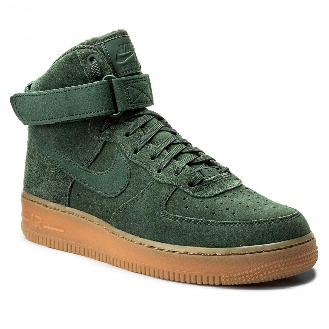 Schuhe NIKE Air Force 1 High '07 LV8 Suede AA1118 300 Vintage GreenVintage Green