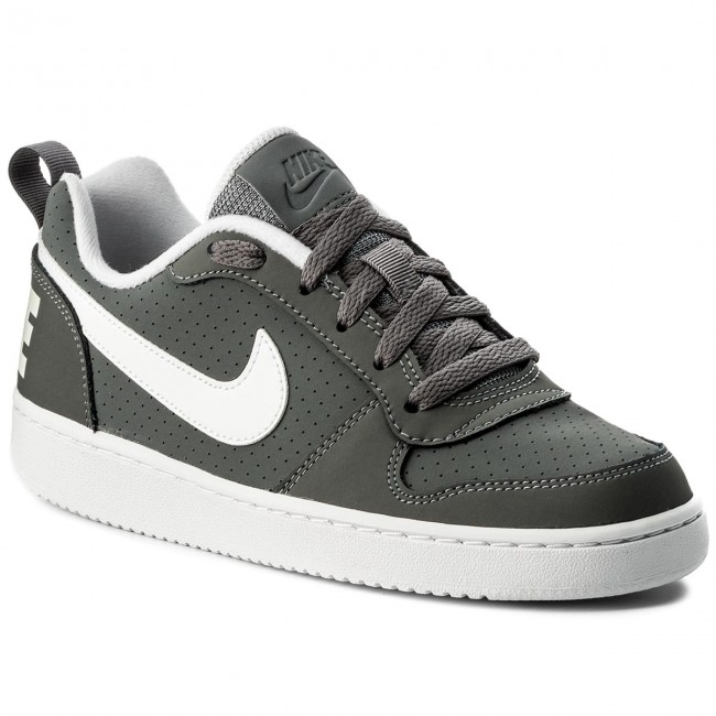 Borough Court Cool Schuhe NIKE LowGS839985 002 GreyWhite cFK1TluJ35