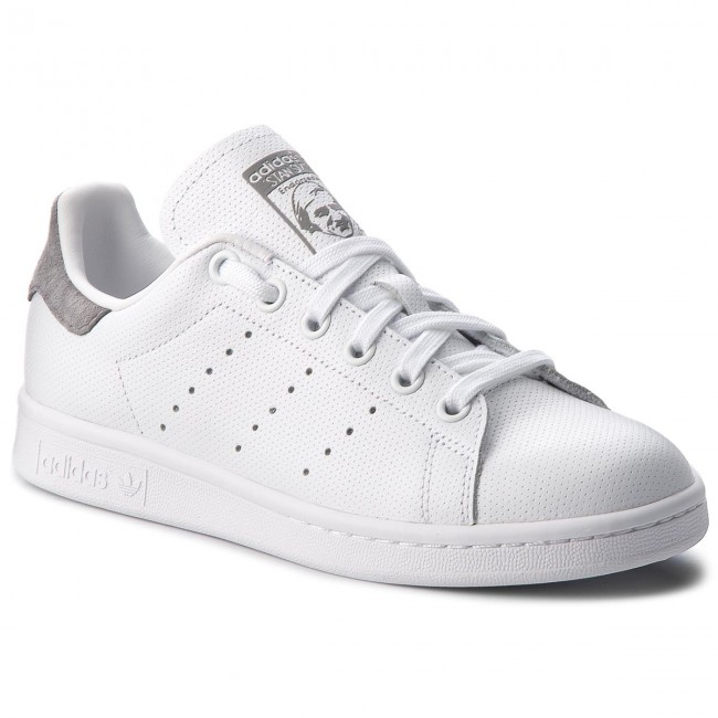 billig Schuhe adidas Stan Smith B41470 FtwwhtFtwwhtGrethr