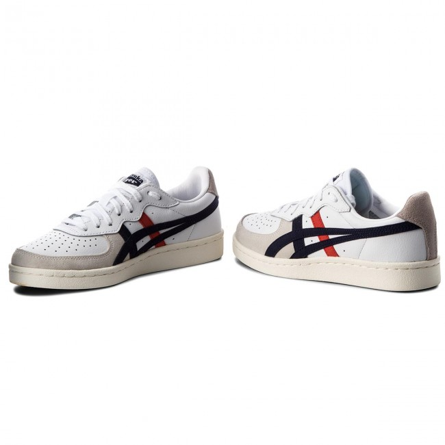Frisk Sneakers ASICS - ONITSUKA TIGER Gsm D5K2Y White/Peacoat 100 WB-44