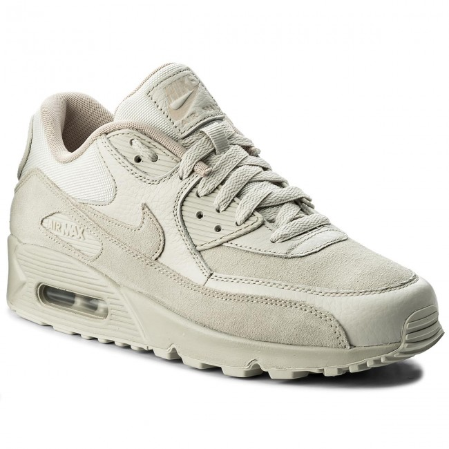Schuhe NIKE Air Max 90 Premium 700155 013 Light BoneString