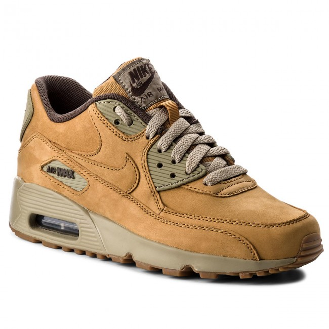 Schuhe NIKE Air Max 90 Winter Pr (GS) 943747 700 BronzeBronze Baroque Brown
