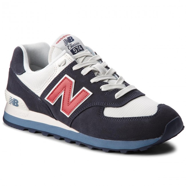 Sneakers NEW BALANCE - ML574ESC Dunkelblau