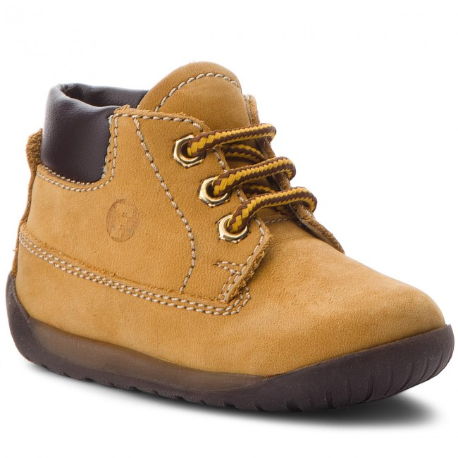 buy popular 3fe8e 3b21b Schnürschuhe NATURINO - Falcotto By Naturino Stanford 0012012800.01.0G03  Nabuk/Sprint Mais