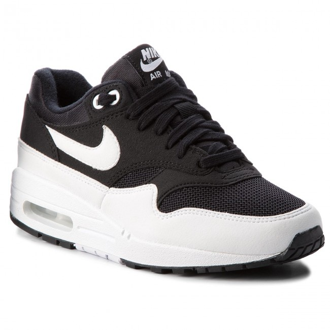 Schuhe NIKE - Air Max 1 319986 034 Black/White - Sneakers ...