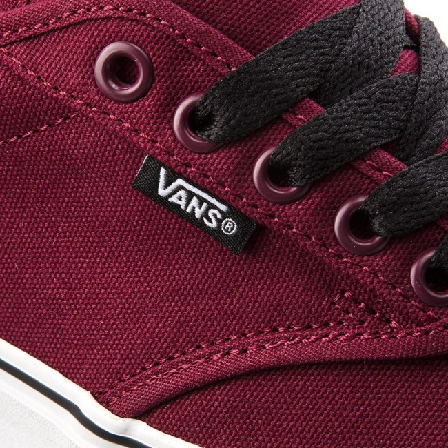 Turnschuhe VANS Atwood VN000TUY8J3 (Canvas) OxbloodWhite