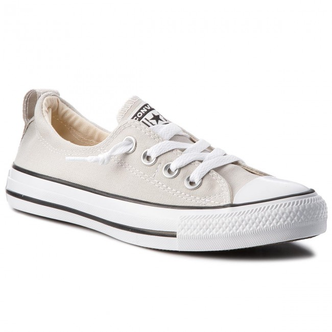 Sportschuhe CONVERSE Ct Shoreline Slip 537082C Cloud Gray