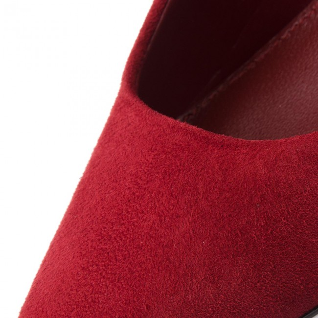 High Heels CALVIN KLEIN Roxy E7804 Red Rock