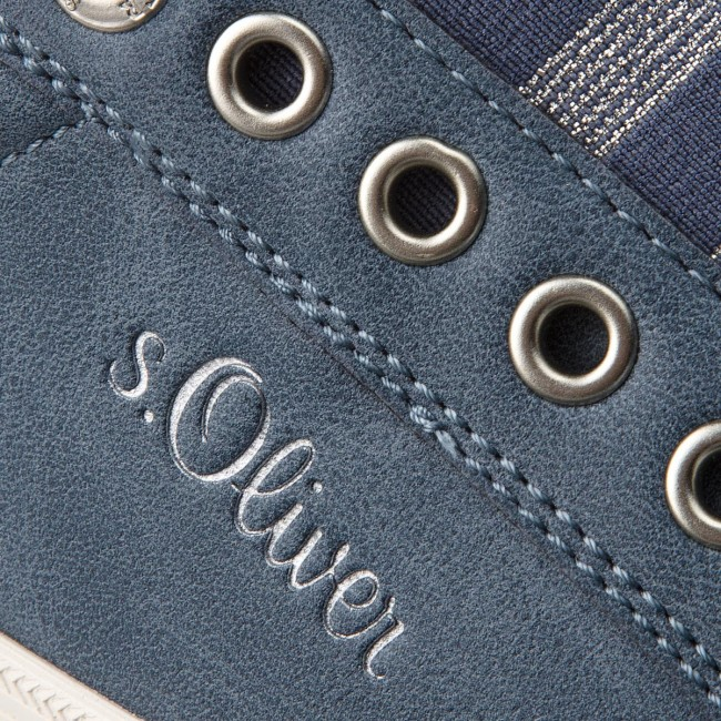 Turnschuhe S.OLIVER 5 24622 20 Navy 805