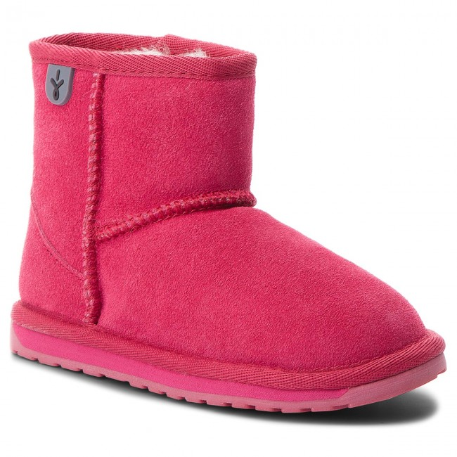 Schuhe EMU AUSTRALIA Wallaby Mini K10103 Fuschia