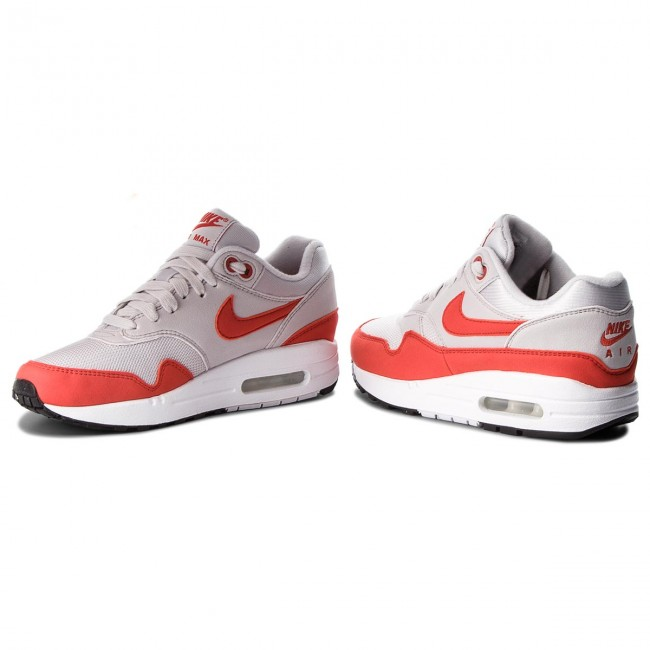 Schuhe NIKE Air Max 1 319986 035 Vast GreyHabanero Red