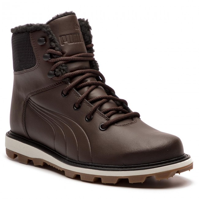 Stiefel PUMA Desierto Fun L 364300 02 Chocolate Brown