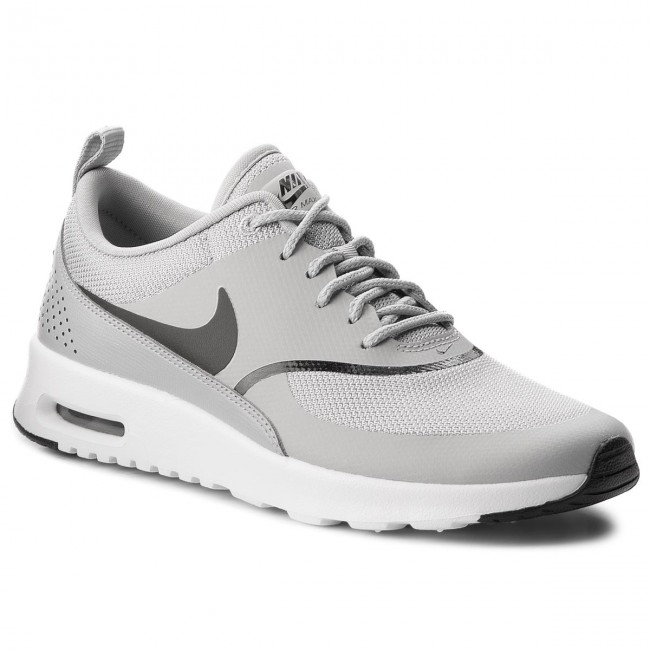 Schuhe NIKE - Air Max Thea 599409 030 Wolf Grey/Black - Sneakers ...