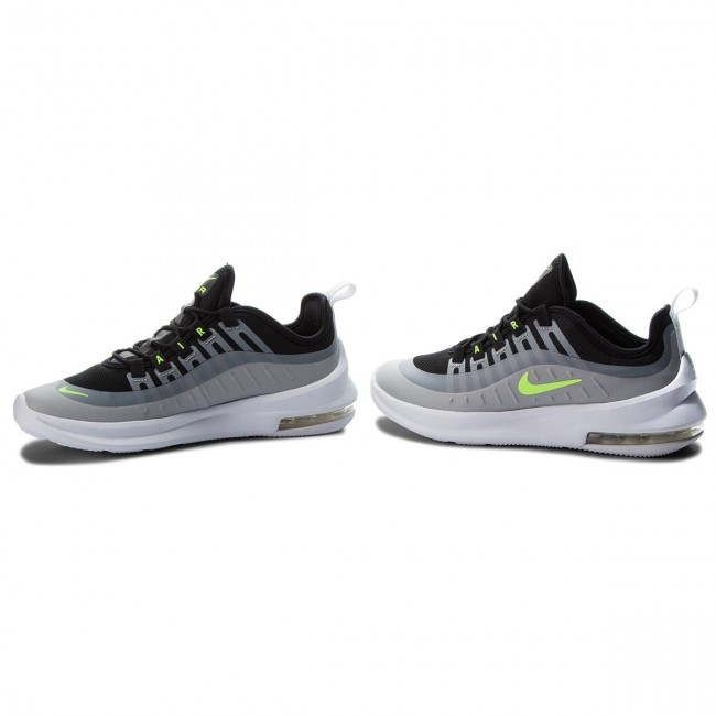 Schuhe NIKE Air Max Axis (GS) AH5222 005 BlackVoltWolf Grey