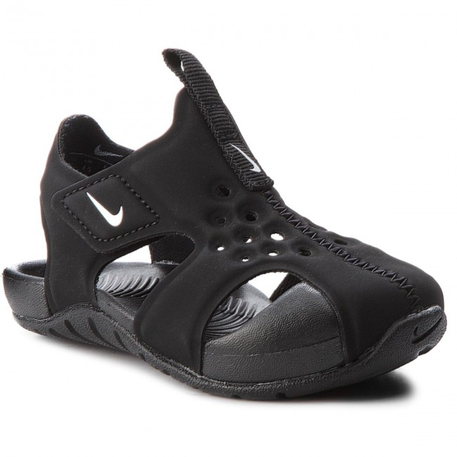 the latest really cheap stable quality Sandalen NIKE - Sunray Protect 2 (TD) 943827 001 Black/White
