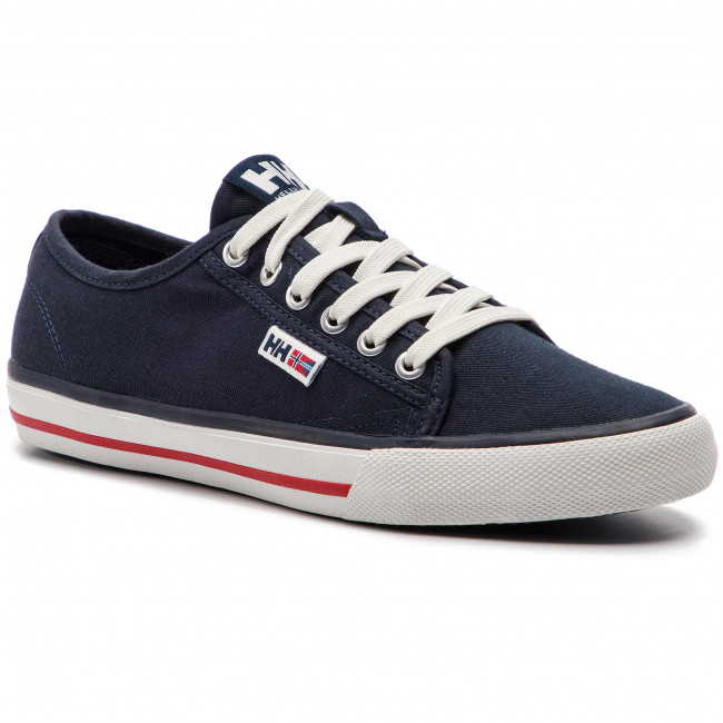 HELLY HANSEN FJORD CANVAS SHOE V2 11465597 | Dunkelblau | 49