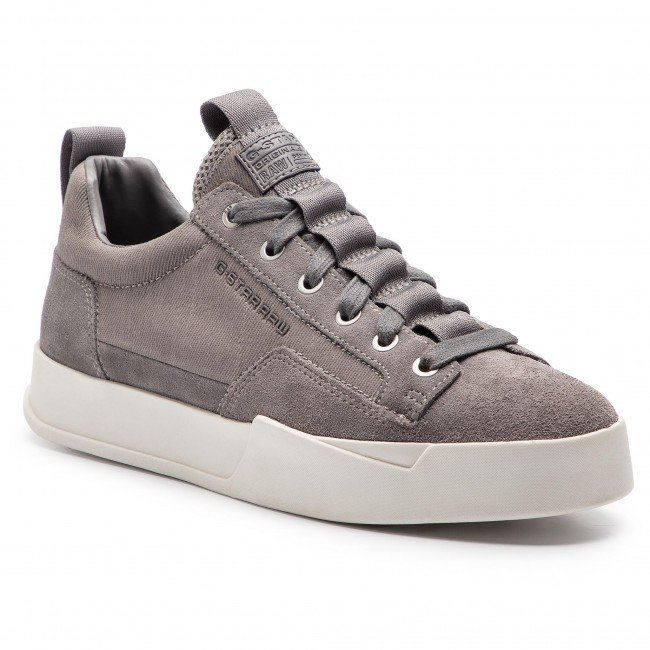 Sneakers G STAR RAW Rackam Core Low D12642 B054 3488 Slab Grey