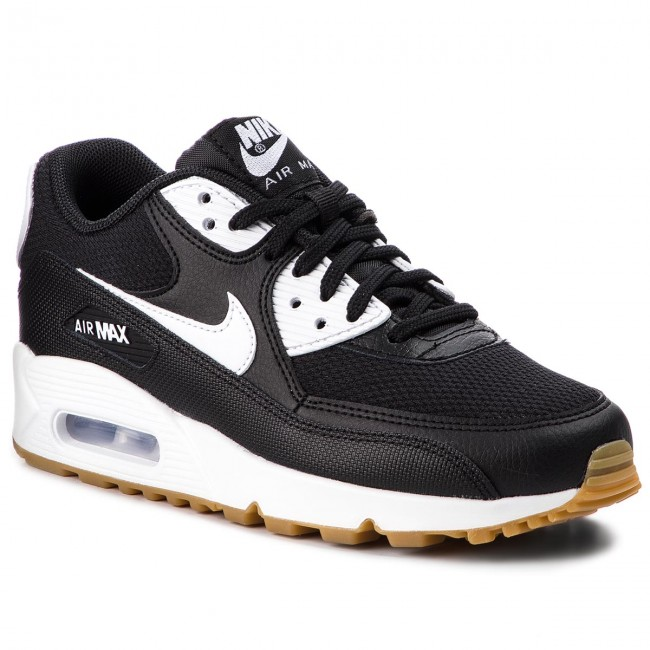 Nike WMNS Air Max 90 blackwhite gum light brown (325213 055)