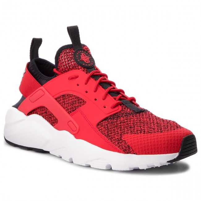 Schuhe NIKE Air Huarache Run Ultra Se 875841 603 University RedBlackWhite