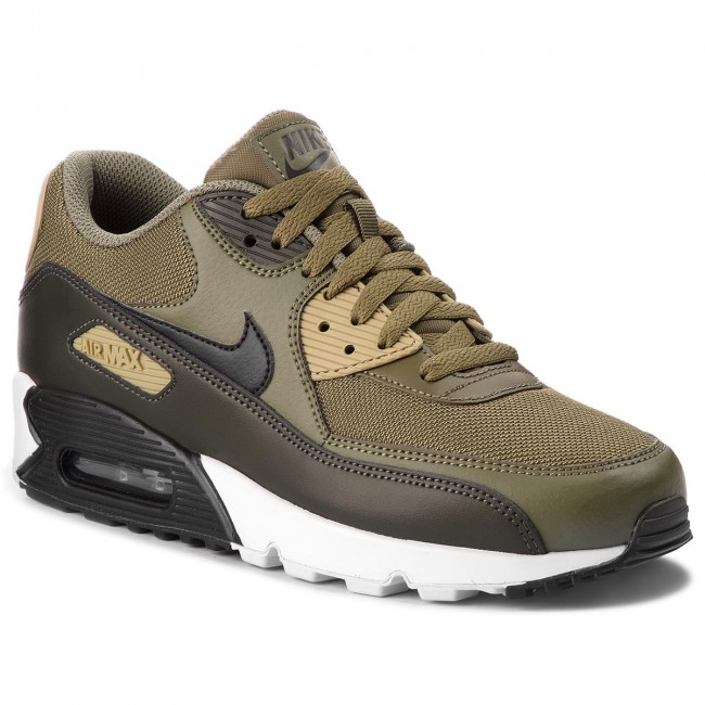 Schuhe NIKE Air Max 90 Essential AJ1285 201 Medium OliveBlackSequoia