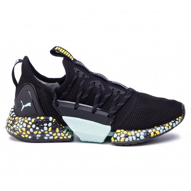 Schuhe PUMA Hybrid Rocket Runner Wns 191626 06 Black FairAqua Yellow