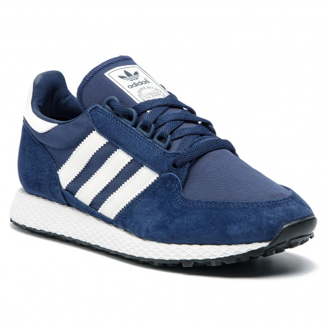 Adidas Cg5675 Schuhe Sneakers Forest Conavyclowhicblack
