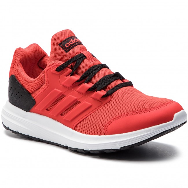 Schuhe adidas - Galaxy 4 F36160 Actred/Actred/Black