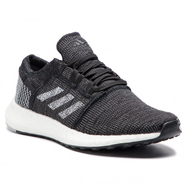 los angeles new products speical offer Schuhe adidas - PureBoost Go B37803 Cblack/Greone/Grefiv