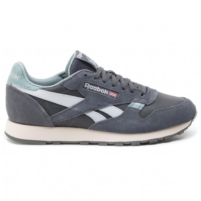 Schuhe Reebok Cl Leather Mu CN7179 True GreyTeal FogStucco