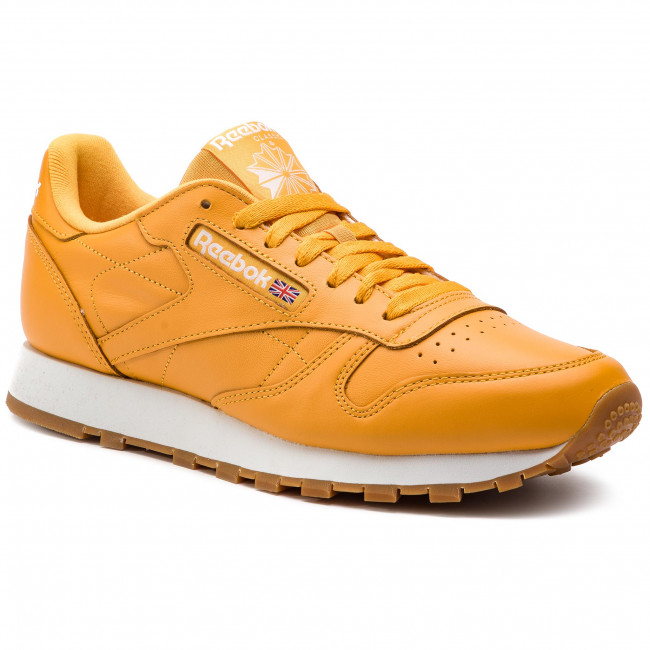 Schuhe Reebok Classic Leather Mu DV3841 Trek GoldWhite