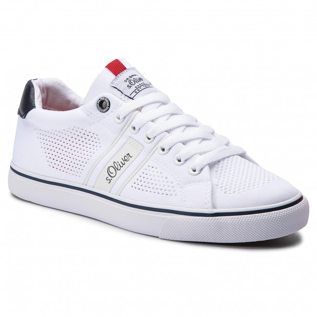 official photos 3bfad 0c6ff Turnschuhe S.OLIVER - 5-13638-22 White 100