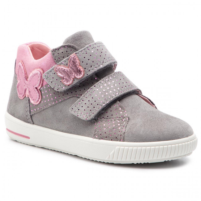 sports shoes f1f58 c2a0c Sneakers SUPERFIT - 4-09362-25 S Light Grey