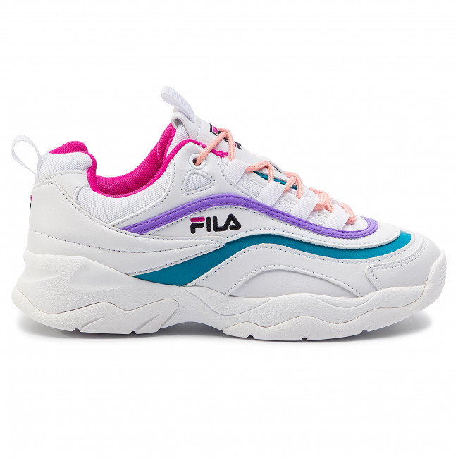 03a Ray Sneakers Fila Whitevery Sea Low Wmn 1010562 Berrycaribbean iPkuTXOZ