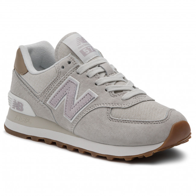 authentic another chance popular brand Sneakers NEW BALANCE - WL574LCC Grau
