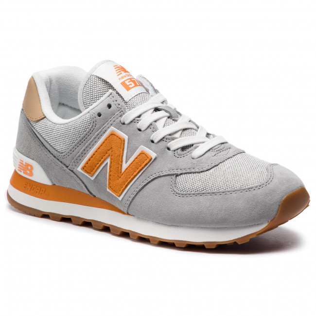 Sneakers NEW BALANCE - ML574MDG Grau