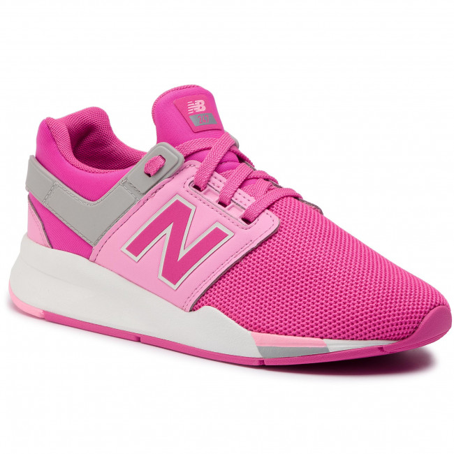 Sneakers NEW BALANCE GS247FE Rosa