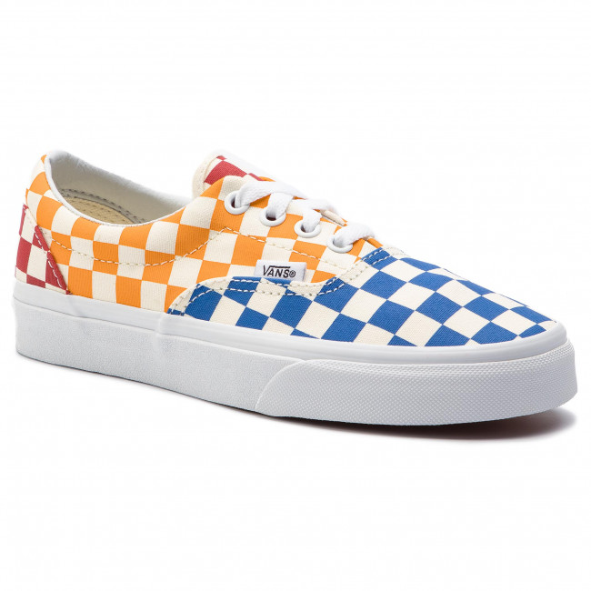 Turnschuhe VANS - Era VN0A38FRVLV1 (Checkerboard) Multi/True