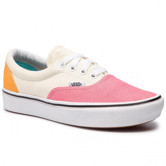 Turnschuhe VANS - Comfycush Era VN0A3WM9VNJ1 (Canvas) Strawberry Pink