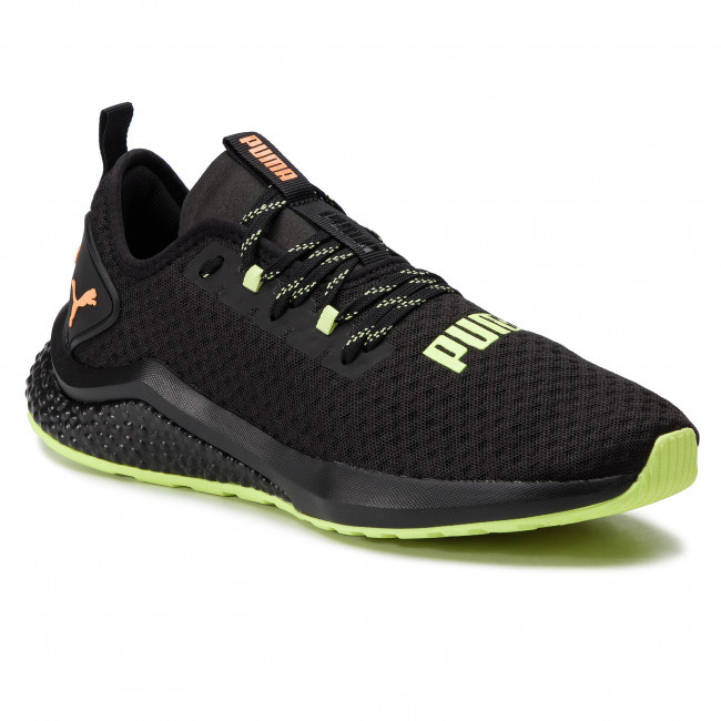 Schuhe PUMA - Hybrid Nx Daylight 192365 02 Black/Fizzy Yellow/Orange Pop