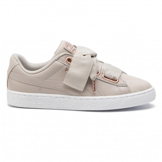 Sneakers PUMA Basket Heart Woven Rose Wn's 369649 02