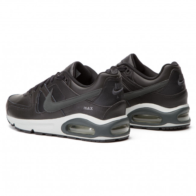 Schuhe NIKE Air Max Command Leather 749760 001 BlackAnthraciteNeutral Grey