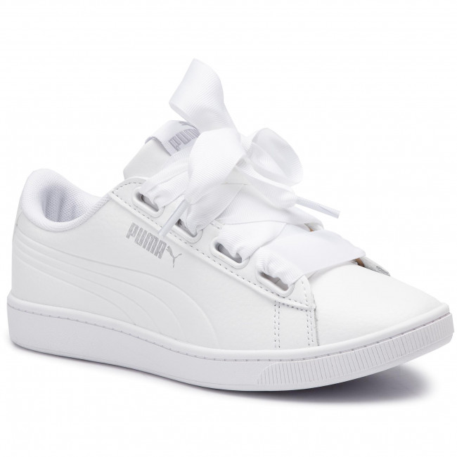 Sneakers PUMA Vikky V2 Ribbon Core 369114 02 Puma White