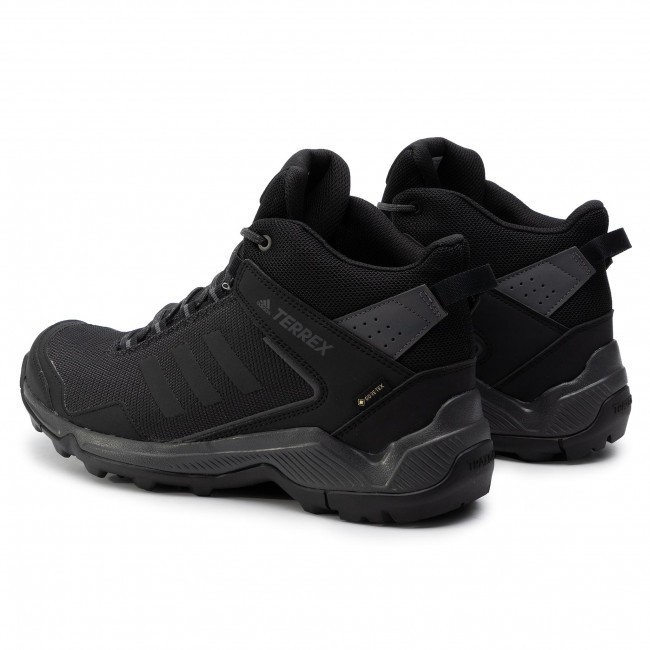 Details about adidas Mens Terrex Eastrail Mid GORE TEX Running Shoes Trainers Sneakers Black