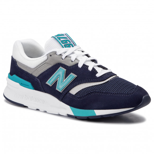 a3f45108c3 Sneakers NEW BALANCE - CM997HCT Bunt Dunkelblau - Sneakers ...