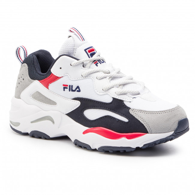 Sneakers FILA - Ray Tracer 1010685.01M White/Fila Navy/Fila Red